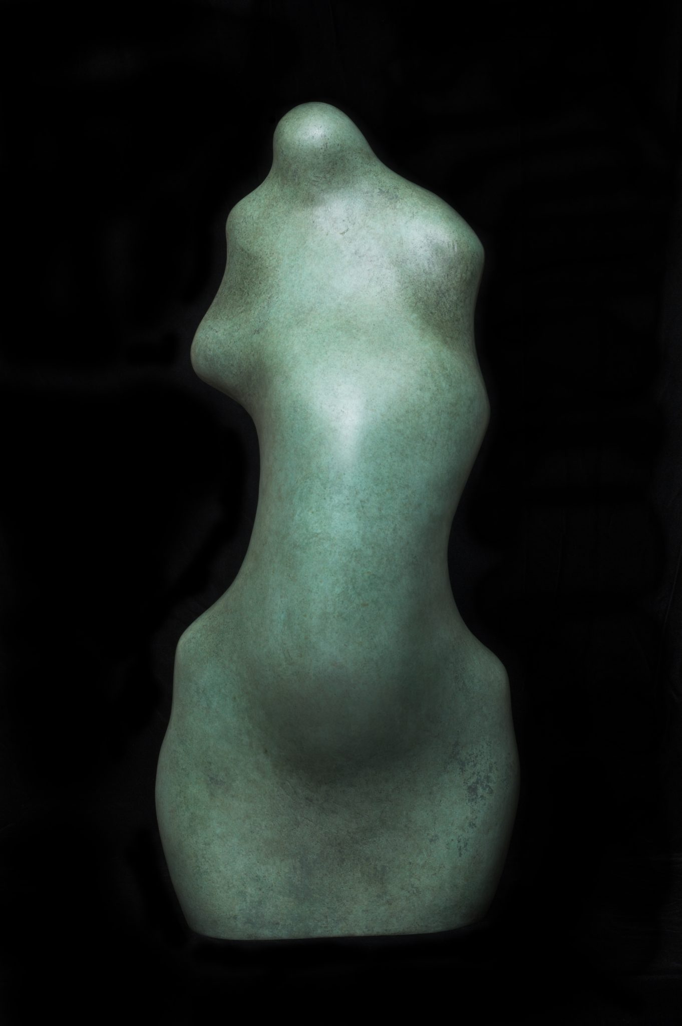 Eve sculpture of female torso